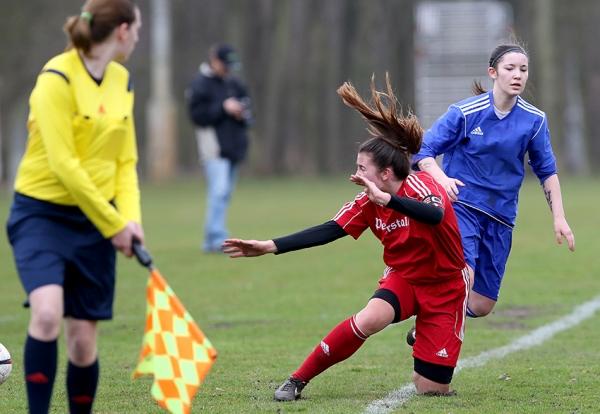 Spiel 1 gegen Hessen