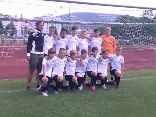 Bezirk Schwarzwald: FC 08 Villingen