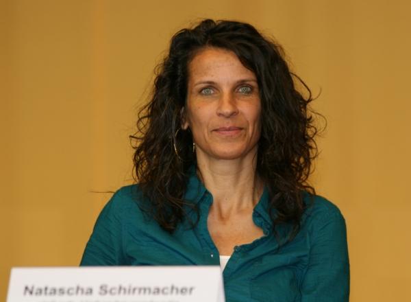 Natscha Schirmacher, stv. Verbandsjugendwartin