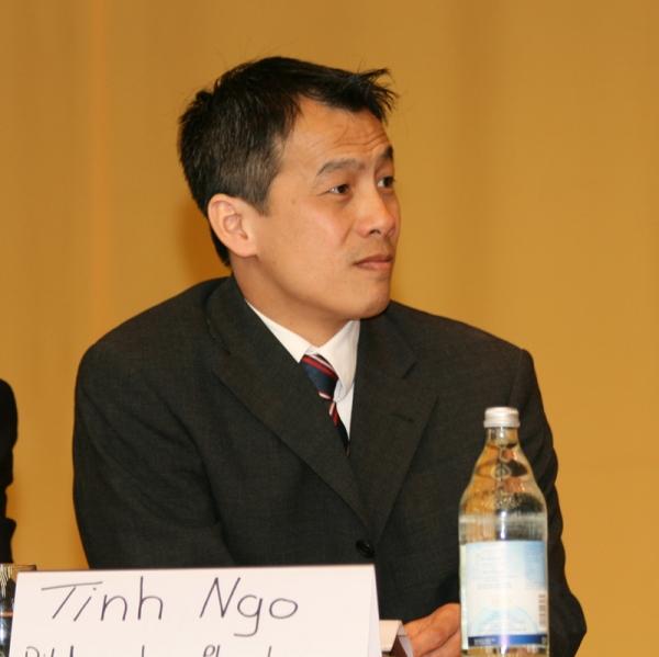 Tinh Ngo, Jugendbildungsbeauftrager