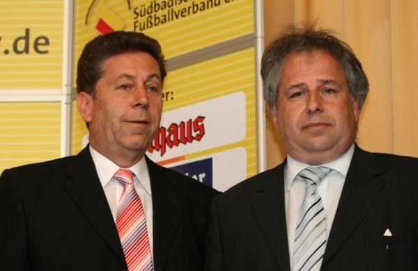 Alfred Hirt und Michael Colpi