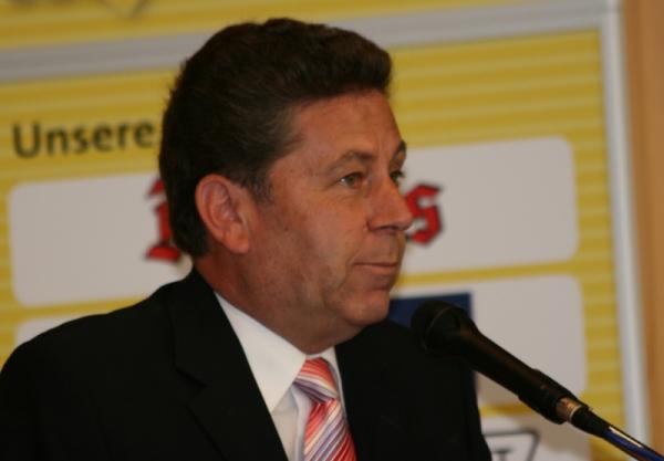 Alfred Hirt, SBFV-Präsident