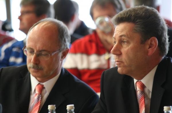 Siegbert Lipps und Alfred Hirt