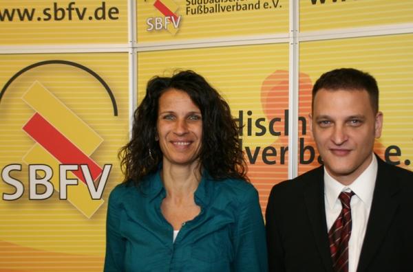 Natascha Schirmacher und Kai Schmitt