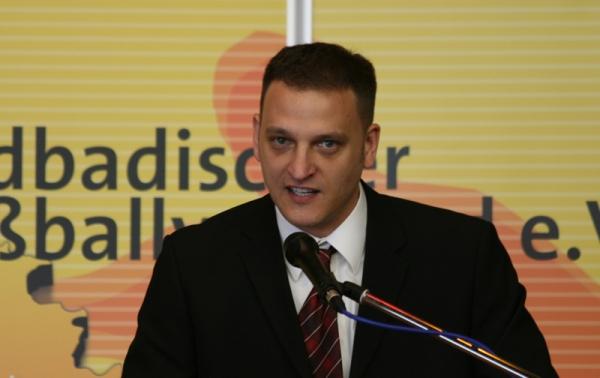 Kai Schmitt, Verbandsjugendwart