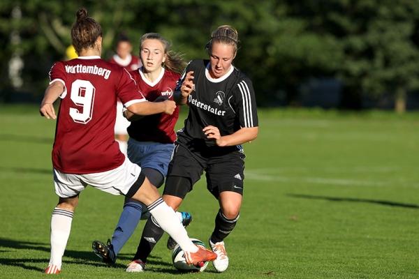 Spiel 1: SBFV - Württemberg 3:1