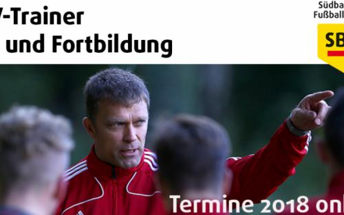 Trainer B Lizenz Uefa B Level Sbfv