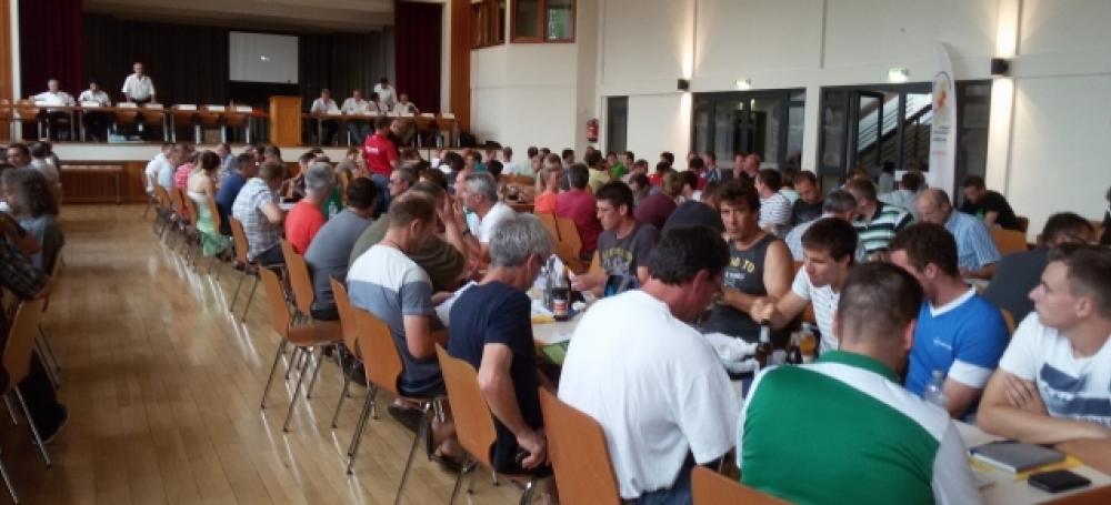 Am Sonntag, 30. Juli 2017 findet die überbezirkliche Staffeltagung der A-, B- und C-Junioren in Saig (Haus des Gastes) statt.