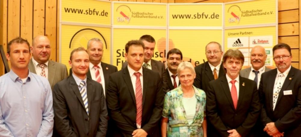 Der Verbandsjugendausschuss nach dem Verbandsjugendtag 2016