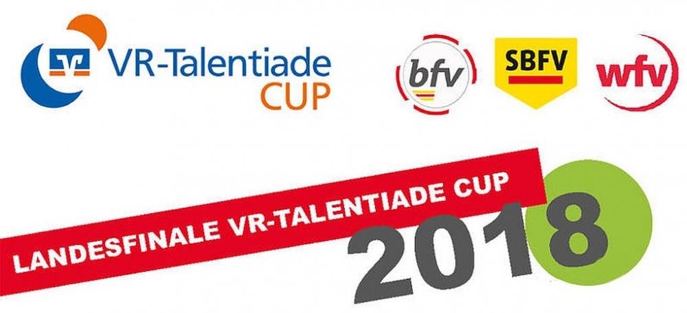 Landesfinale im VR-Talentiade CUP 2018