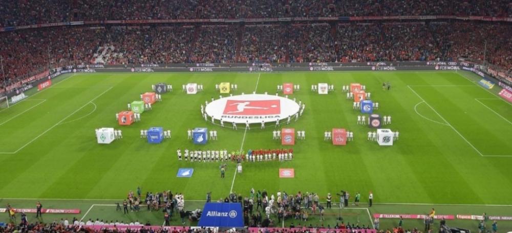 Saisoneröffnung der 1. Bundesliga in München: FC Bayern München - TSG 1899 Hoffenheim