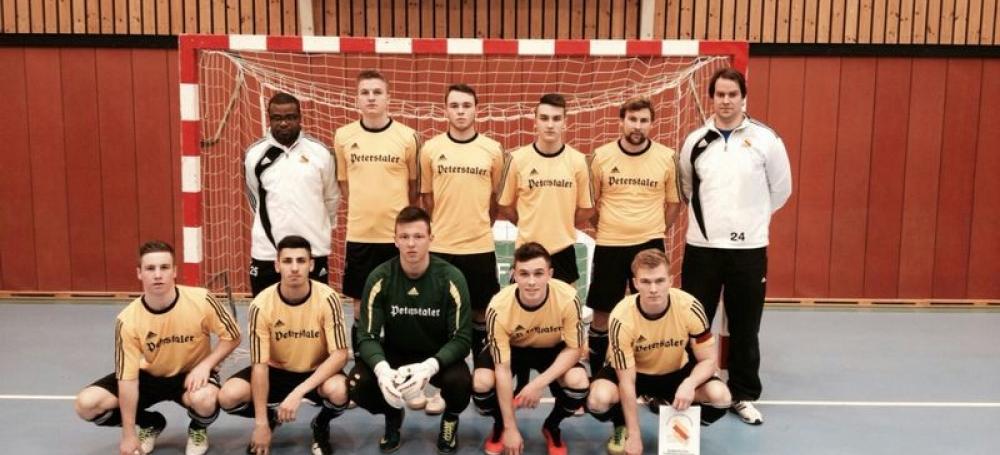 Die SBFV-Auswahl beim Länderpokal 2014