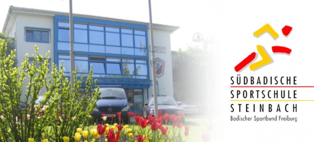 Die Südbadische Sportschule in Steinbach