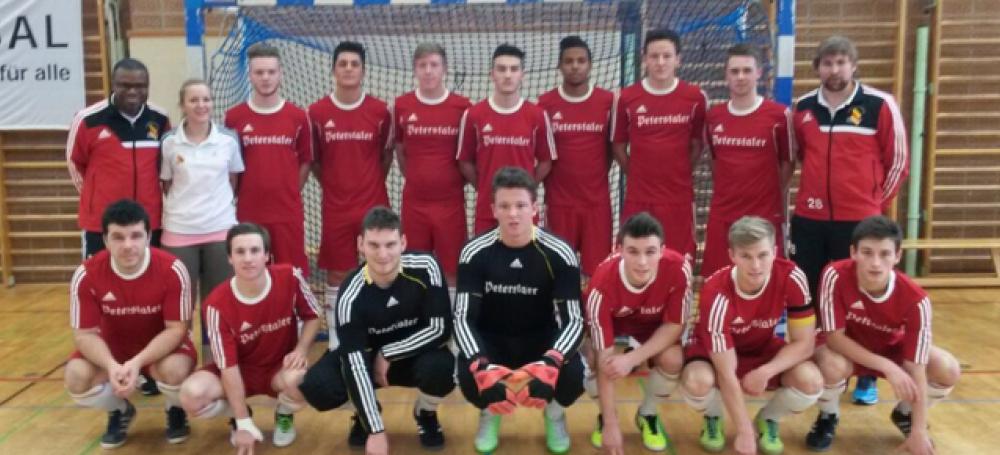 Die SBFV-Auswahl beim Länderpokal 2015