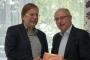 Dr. Rainer Koch mit SBFV-Präsident Thomas Schmidt