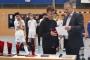 Jede Mannschaft erhielt eine Urkunde für die Platzierung bei den SBFV-Futsalmeisterschaften (Bildquelle: Martin Mayer).