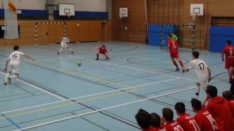 SBFV-Futsalmeisterschaften der Junioren und -innen 2017/2018