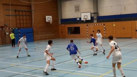 Futsal ist Fußball - Regeln für den Spielbetrieb der Jugend