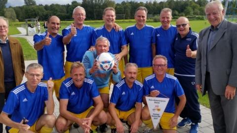 Der BW Ü60-Meister: FSV Ehningen