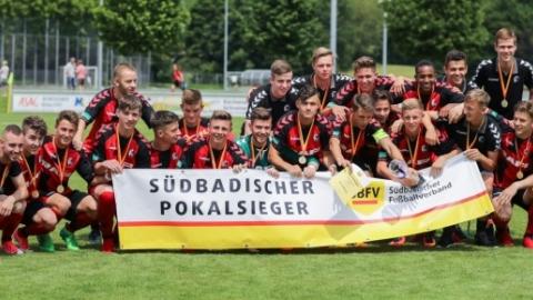 SBFV-Verbandspokalsieger der B-Junioren: SC Freiburg