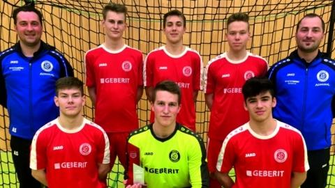 SC Pfullendorf A-Junioren - Bild Uwe Walentin