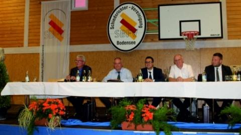 Bezirks-SR-Ausschuß Bodensee 2017