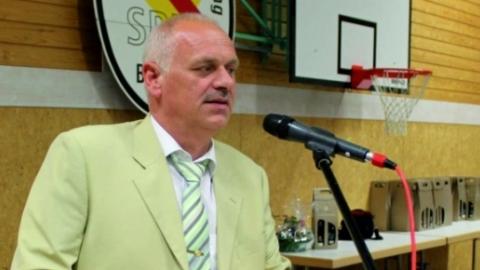 Bezirks-SR-Obmann Harry Ehing