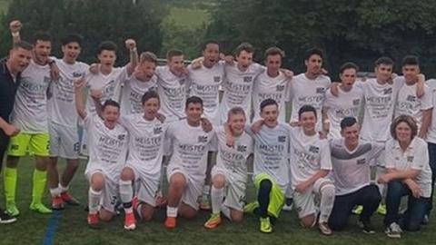 C-Junioren Verbandsliga: FC 08 Villingen (Bezirk Schwarzwald)
