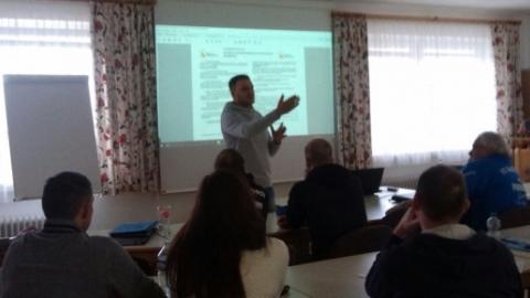 Jugendleiterlehrgänge für Einsteiger und Fortgeschrittene 2017