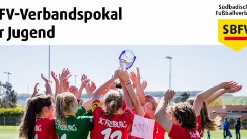 Die Endspiele im SBFV-Verbandspokal der B-Juniorinnen sowie der A- und B-Junioren finden am 25. Mai 2017 in Lörrach statt.