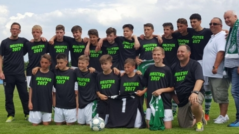 C-Junioren Landesliga Staffel 2: DJK Donaueschingen (Bezirk Schwarzwald)