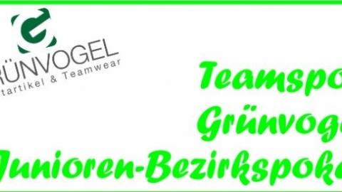 Team-Sport Grünvogel Bezirkspokal der Junioren