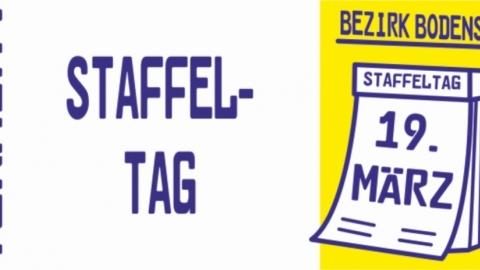 Staffeltag 2018