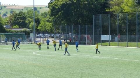 Jugend trainiert für Olympia - Landesfinale in Lörrach