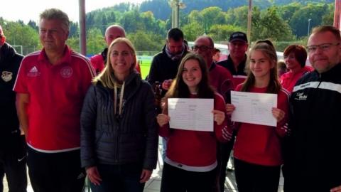 Südbadischer Vereinspokal der Frauen - Bild Ute Wilkesmann
